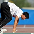 重新調整步伐,劉翔要跨出新的一步。