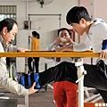 任何小細節都不可馬虎,劉翔知道這是他的最後一次機會
