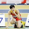 2010年廣州亞運,劉翔再度成功奪金