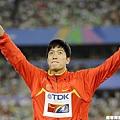 一再的成功,劉翔面對倫敦奧運已經上緊發條