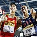 土耳其室內田徑賽,劉翔拿下銀牌