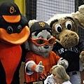 MLB 吉祥物大集合