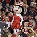 Rosie Red 是唯一的女性吉祥物