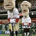 華盛頓國民隊的總統賽跑