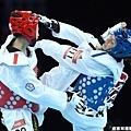 2012 倫敦奧運預賽力退 Sumeyye Manz