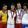 [女子跆拳道] 49 公斤級決賽