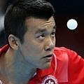 [男子桌球] 香港選手 唐鵬
