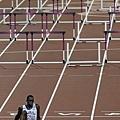 [男子田徑] 古巴選手 Dayron Robles 傷退