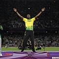 [男子田徑] Usain Bolt 成功衛冕金牌
