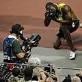 [男子田徑] Usain Bolt 拍照留念