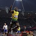 [男子田徑] Usain Bolt 最終跑出 19秒32 的成績