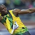 [男子田徑] 200 公尺短跑 Usain Bolt 再摘金