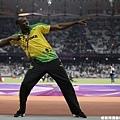 [男子田徑] Usain Bolt 超越名將 Carl Lewis