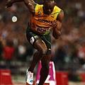 [男子田徑] Usain Bolt 的起跑動作