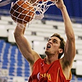 Pau Gasol的出現帶起西班牙籃球戰力