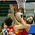 2006世錦賽,西班牙整軍出征