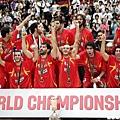 2006世錦賽冠軍,西班牙