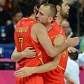 西班牙進軍奧運四強