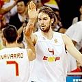 無敵艦隊出航!西班牙近代籃球故事
