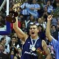2001年阿根廷拿下美錦賽冠軍