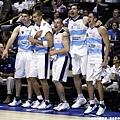 2002世錦賽,阿根廷對美國夢幻五隊