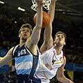 預賽對西班牙,阿根廷苦戰後落敗