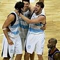 準決賽阿根廷再度擊敗美國