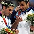 雅典奧運的金牌,是阿根廷史上無比的榮耀