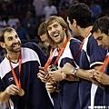 2008北京奧運,阿根廷奪下銅牌。