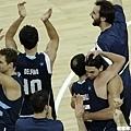 八強賽阿根廷擊敗巴西