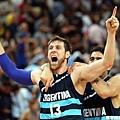 阿根廷擊敗巴西,晉級四強