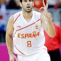 西班牙後衛Calderon到複賽才找回手感