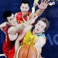 中國隊少了姚明,奧運戰績不佳