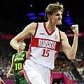 俄羅斯前進複賽,擊敗立陶宛