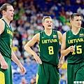 立陶宛本屆奧運表現平平
