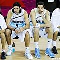阿根廷最中只拿下第四名,奪牌夢碎
