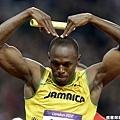 [男子田徑] Bolt 模彷 Mo Farah