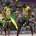 [男子田徑] 牙買加再度衛冕成功