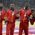 [男子田徑] 400 公尺接力賽 戲劇性的銅牌