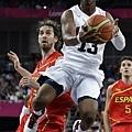 西班牙強勢挑戰美國
