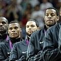 2012倫敦奧運男籃金牌,美國隊