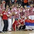 俄羅斯擊退阿根廷拿下銅牌