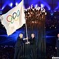 兩屆奧運主辦城市交棒