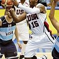 季軍賽美國擊敗阿根廷,拿下銅牌