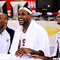Kobe Bryant ,  LeBron James & Carmelo Anthony