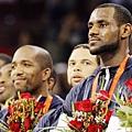 2008年奧運,美國拿下金牌