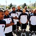 2010年美國隊重整後全新陣容出征
