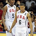 Kevin Durant & Derrick Rose