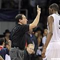 Coach K跟Durant是夢幻九隊的最大依靠