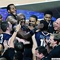 美國隊全勝奪冠